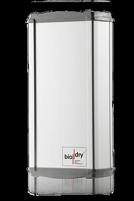 Biodry zařízení je 24  cm vysoké